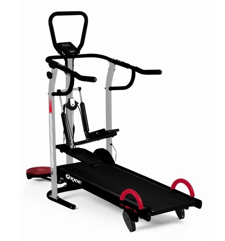 Ejercicios en casa caminadoras electricas casa y fitness for Aparatos de ejercicio