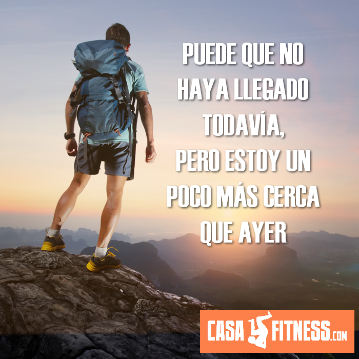 Frases de motivacion gym casa y fitness for El gimnasio es un deporte